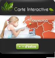 bouton carte interactive