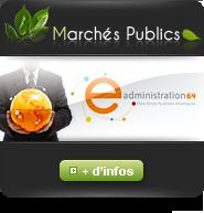 bouton marchés publics