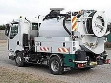camion-hydrocureur